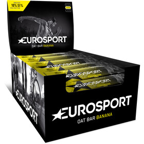 Eurosport nutrition Oat Bar Box 20 x 45g banana